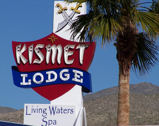 Kismet Lodge / Living Waters Spa